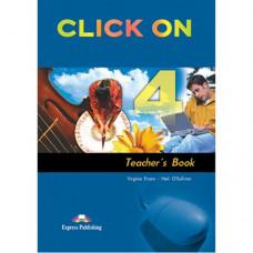Книга для учителя Click On 4 Teacher's Book