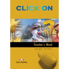 Книга для учителя Click On 3 Teacher's Book