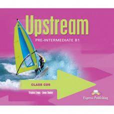 Диски Upstream Pre-Intermediate Class Audio CDs (set of 4)