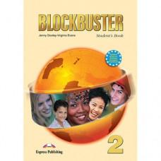 Учебник английского языка Blockbuster 2 Student's Book