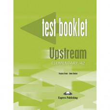 Тесты по английскому языку Upstream Elementary Test Booklet