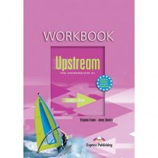 Рабочая тетрадь Upstream Pre-Intermediate Workbook