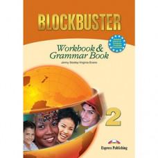 Рабочая тетрадь Blockbuster 2 Workbook & Grammar Book