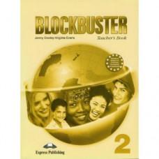Книга для учителя Blockbuster 2 Teacher's Book