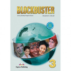 Учебник английского языка Blockbuster 3 Student's Book