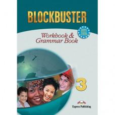 Рабочая тетрадь Blockbuster 3 Workbook & Grammar Book