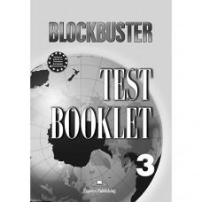 Тесты по английскому языку Blockbuster 3 Test Booklet
