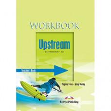 Книга для учителя Upstream Elementary Teacher's Workbook