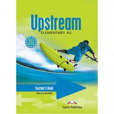 Книга для учителя Upstream Elementary Teacher's Book