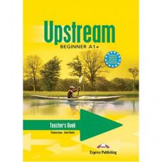 Книга для учителя Upstream Beginner Teacher's Book