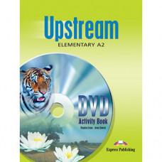 Рабочая тетрадь Upstream Elementary DVD Activity Book