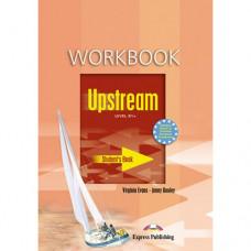 Рабочая тетрадь Upstream B1+ Workbook