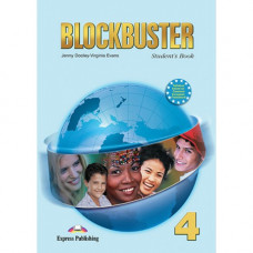 Учебник английского языка Blockbuster 4 Student's Book