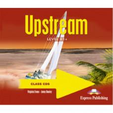 Диски Upstream B1+ Class Audio CDs (set of 3)