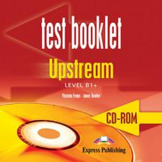 Диск Upstream B1+ Test booklet CD-Rom
