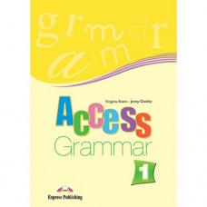 Грамматика Access 1 Grammar