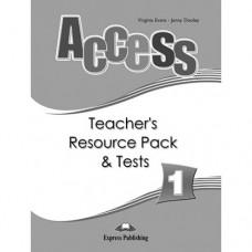 Книга для учителя Access 1 Teacher's Resource Pack