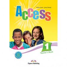 Книга для учителя Access 1 Teacher's Book