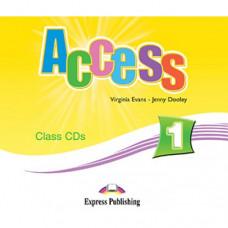 Диск Access 1 Class Audio MP3 CD