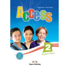 Учебник  Access 2 Student's Book