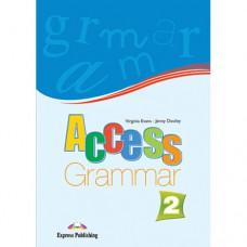 Грамматика  Access 2 Grammar