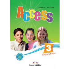Учебник  Access 3 Student's Book