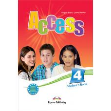Учебник Access 4 Student's Book