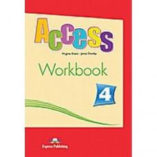 Рабочая тетрадь Access 4 Workbook