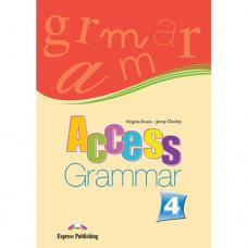 Грамматика  Access 4 Grammar