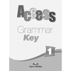 Ответы Access 1 Grammar Key