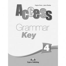 Ответы Access 4 Grammar Key