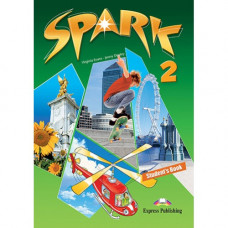 Учебник английского языка Spark 2 Student's Book