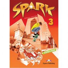 Учебник английского языка Spark 3 Student's Book