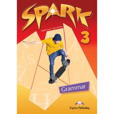 Учебник английского языка Spark 3 Grammar Book