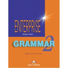Грамматика  Enterprise 2 Grammar Student's Book