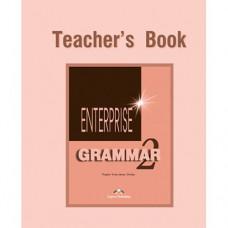 Книга для учителя Enterprise 2 Grammar Teacher's Book