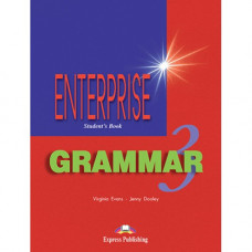 Грамматика Enterprise 3 Grammar Student's Book