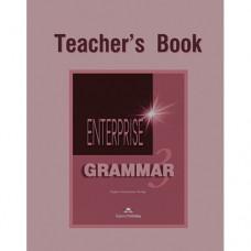 Книга для учителя Enterprise 3 Grammar Teacher's Book