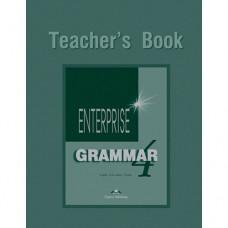 Книга для учителя Enterprise 4 Grammar Teacher's Book