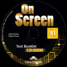 Диск On Screen B1 Teacher's Resource Pack CD-ROM