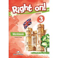 Рабочая тетрадь Right On! 3 Workbook
