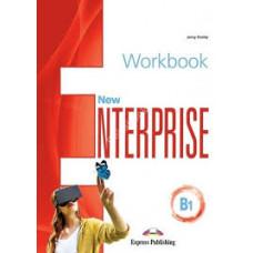 Рабочая тетрадь New Enterprise B1 Workbook