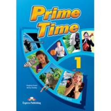 Учебник английского языка Prime Time 1 Student's Book