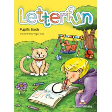 Учебник английского языка Letterfun Pupil's Book