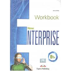 Рабочая тетрадь New Enterprise B1+ Workbook