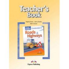 Книга для учителя Career Paths: Construction II: Roads & Highways Teacher's Book