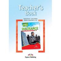 Книга для учителя Career Paths: Insurance Teacher's Book