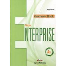 Грамматика New Enterprise A1 Grammar Book
