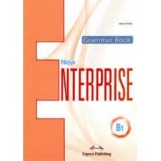 Грамматика New Enterprise B1 Grammar Book