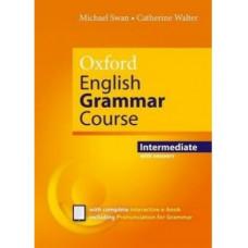Грамматика английского языка Oxford English Grammar Course Revised Edition: Intermediate with Answers and eBook